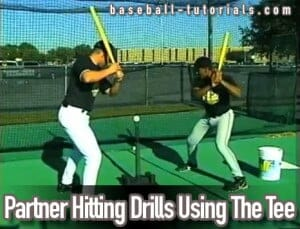 partner hitting drills