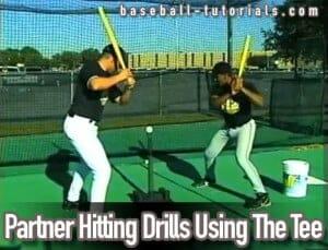 partner hitting drills
