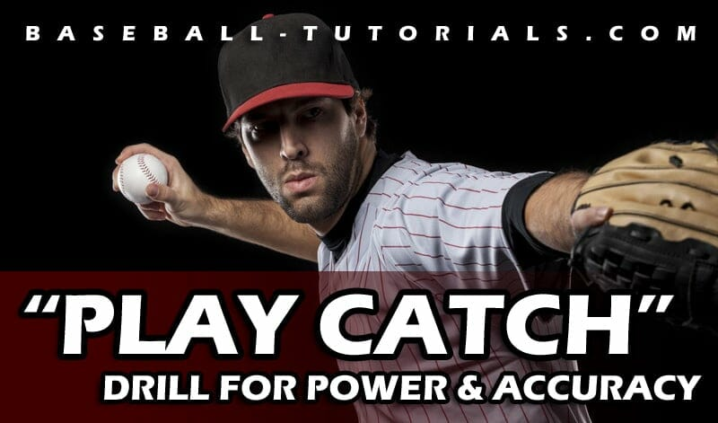 PLAY CATCH THROWING DRILL