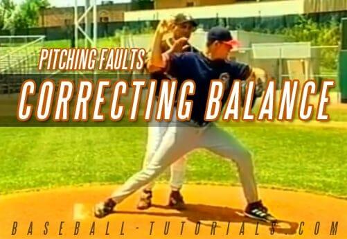 PITCHING FAULT correcting balancww