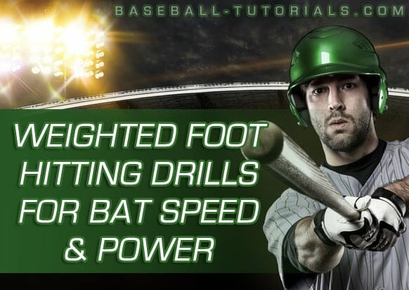 hitting mechanics drills weighted