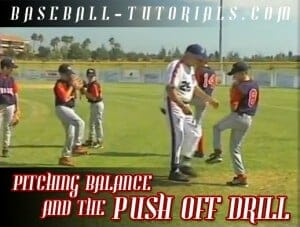 pitching pushoff drill part 1