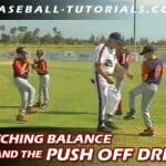pitching pushoff drill part 1 B