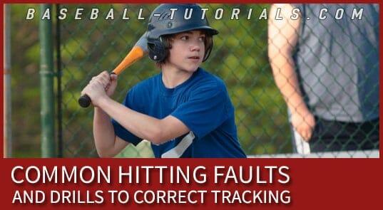 BASEBALL HITTING FAULTS