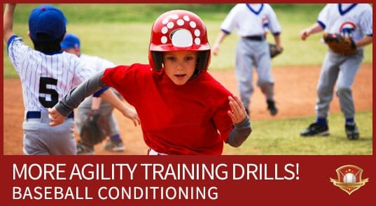 baseball agility training drills