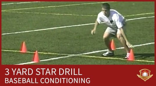 3 YARD STAR BASEBALL CONDITIONING