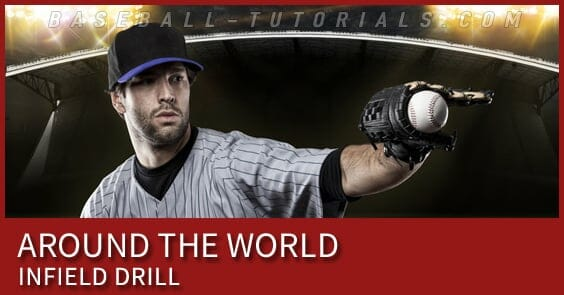 around the world infield drill