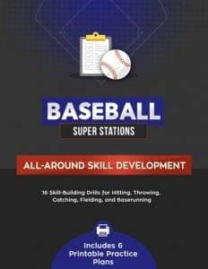 youth baseball practice plan