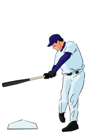 Contact Point Hitting Drill